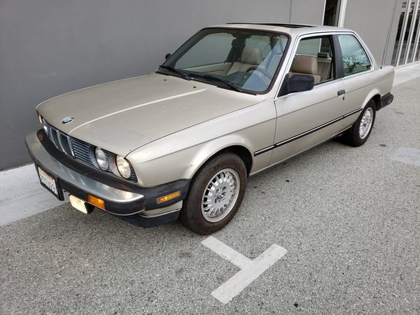 1987 BMW 325 Auto 2.7 liter ETA engine clean Silver $4.2k For Sale (picture 1 of 6)