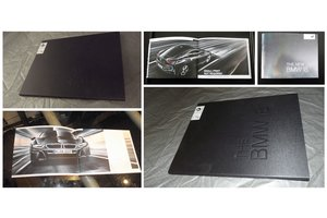 Picture of 0000 BMW MEMORABILIA OWNERS HANDBOOK 2002 ETC For Sale