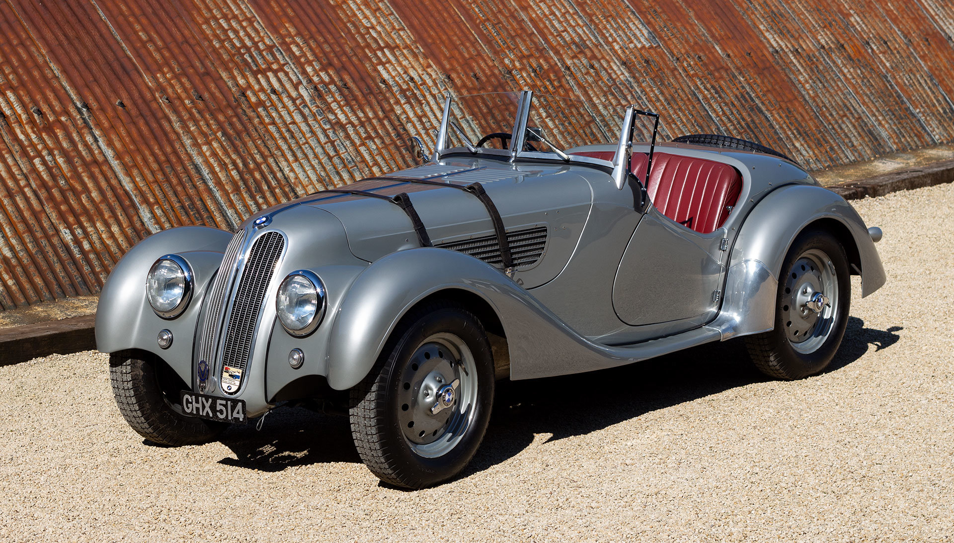 1938 Frazer Nash BMW 328 - Period history For Sale (picture 1 of 6)
