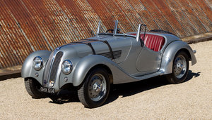 Picture of 1938 Frazer Nash BMW 328 - Period history