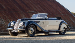 1938 Frazer Nash BMW 327/80 - Original Road Test Car