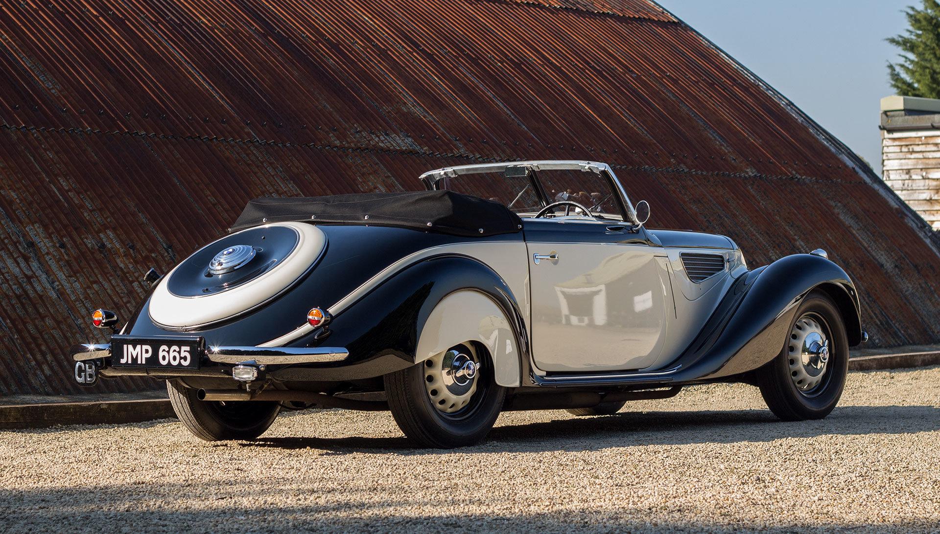 1938 Frazer Nash BMW 327/80 - Original Road Test Car For Sale (picture 2 of 6)