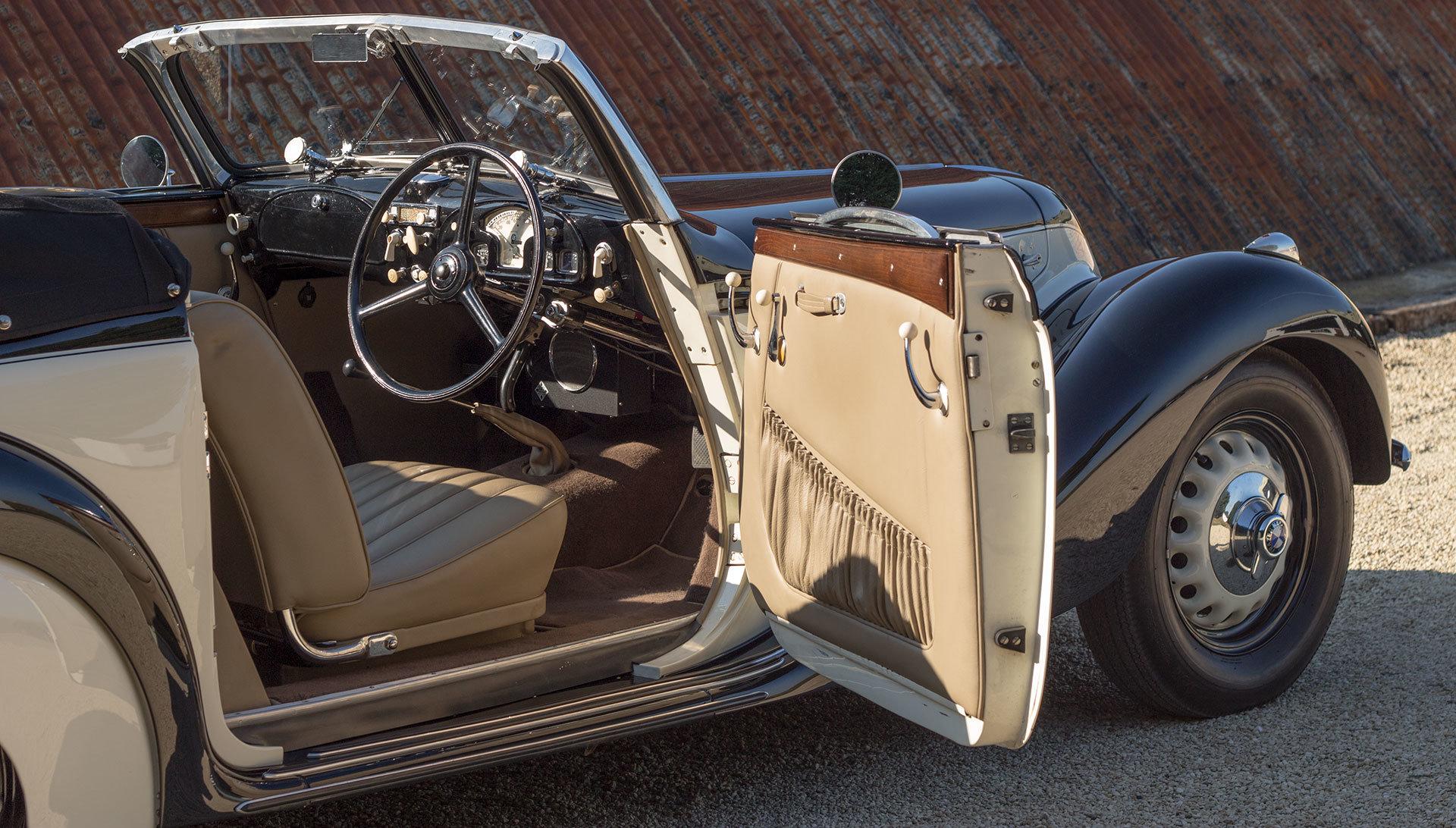 1938 Frazer Nash BMW 327/80 - Original Road Test Car For Sale (picture 4 of 6)