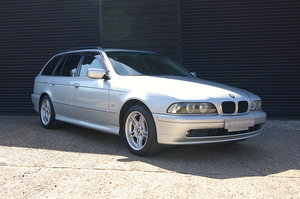 2003 BMW E39 525i LTD Edition Touring (42,639 miles) For Sale