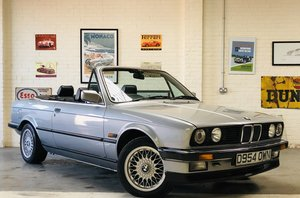 Picture of 1987 BMW E30 325I CONVERTIBLE - MANUAL , LSD, LOVELY! SOLD