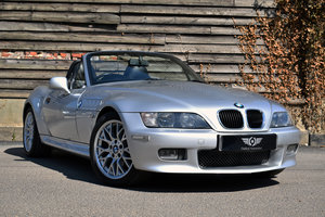 2001 BMW Z3 2.2i Sport Roadster **RESERVED** SOLD