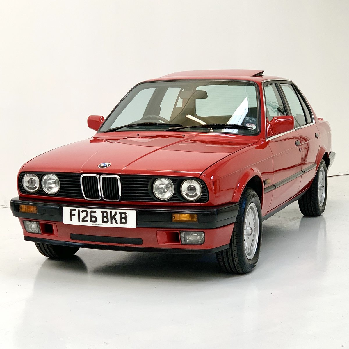 SOLD - 1989 BMW 318i SE (e30), 91k Miles & FSH SOLD (picture 1 of 6)