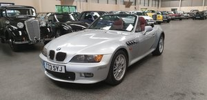 1999 BMW Z3 2.8 For Sale by Auction