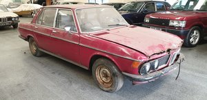 1974 BMW E3 2500 For Sale by Auction