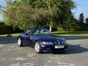 BMW Z3 2.8 Manual Wide body