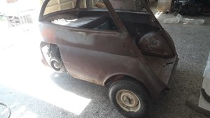 1955 Isetta U.K. Mechanically Repaired