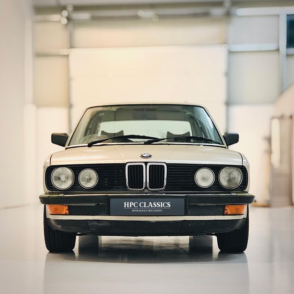 1987 BMW 520i (e28) - In preparation For Sale (picture 1 of 1)