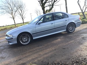 2000 BMW M5 in superb condition