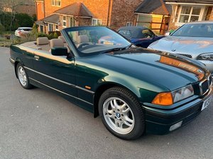 318is M Sport Cabriolet