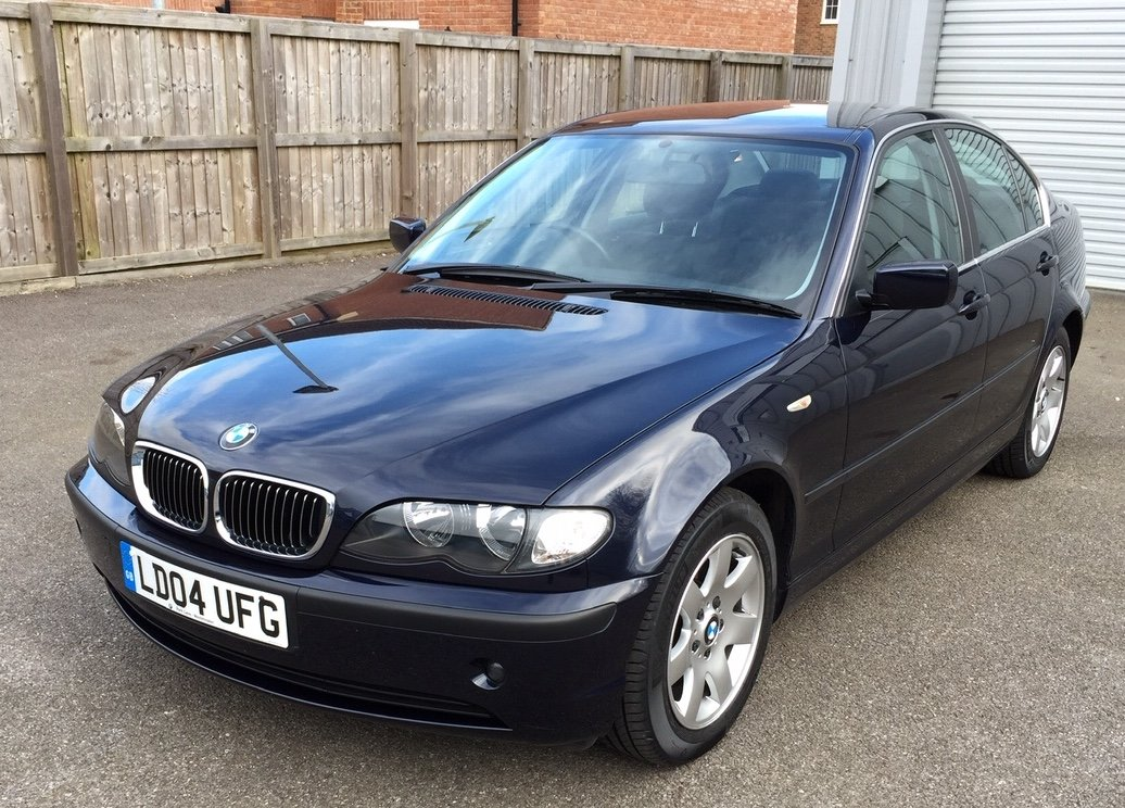 2004 BMW 325i SE - E46 One Main Owner - 11K Miles Only ULEZ, SOLD (picture 1 of 6)