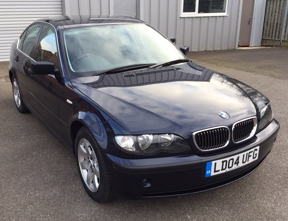 2004 BMW 325i SE - E46 One Main Owner - 11K Miles Only ULEZ, SOLD (picture 2 of 6)