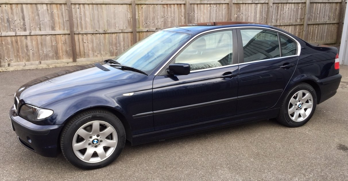 2004 BMW 325i SE - E46 One Main Owner - 11K Miles Only ULEZ, SOLD (picture 3 of 6)
