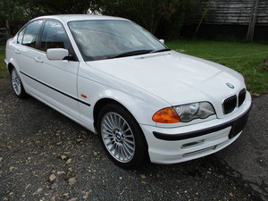 2001 BMW 330 Saloon Automatic. Simply the best  SOLD