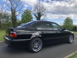 2002 e39 BMW M5 Immaculate