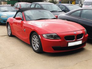 Outstanding Z4 needs attention