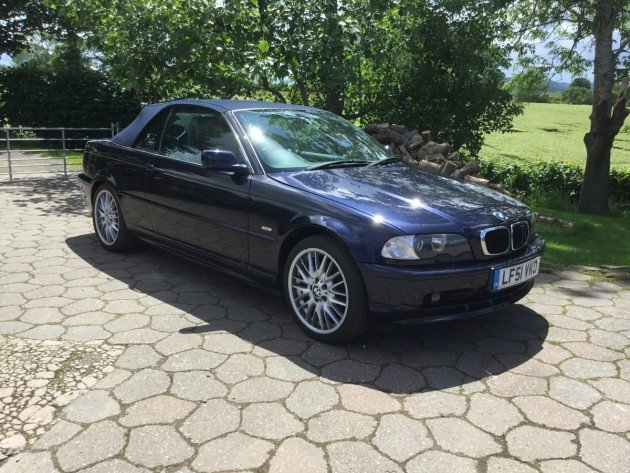 2001 E46, 320Ci 5-speed Tiptronic and Sport SE option SOLD (picture 1 of 6)