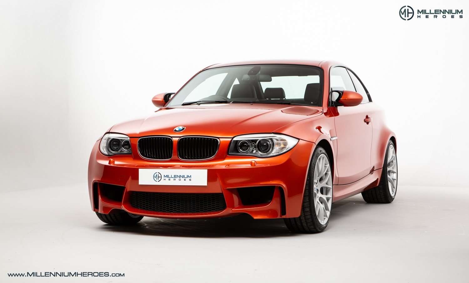2011 BMW 1M COUPE SOLD (picture 1 of 22)
