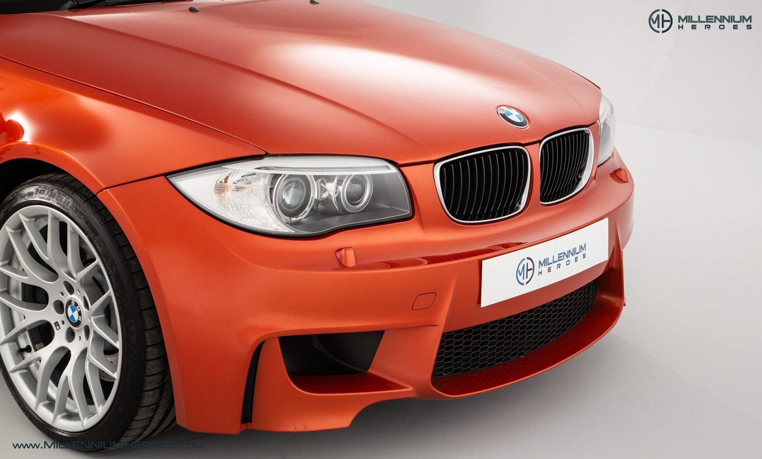 2011 BMW 1M COUPE SOLD (picture 3 of 22)