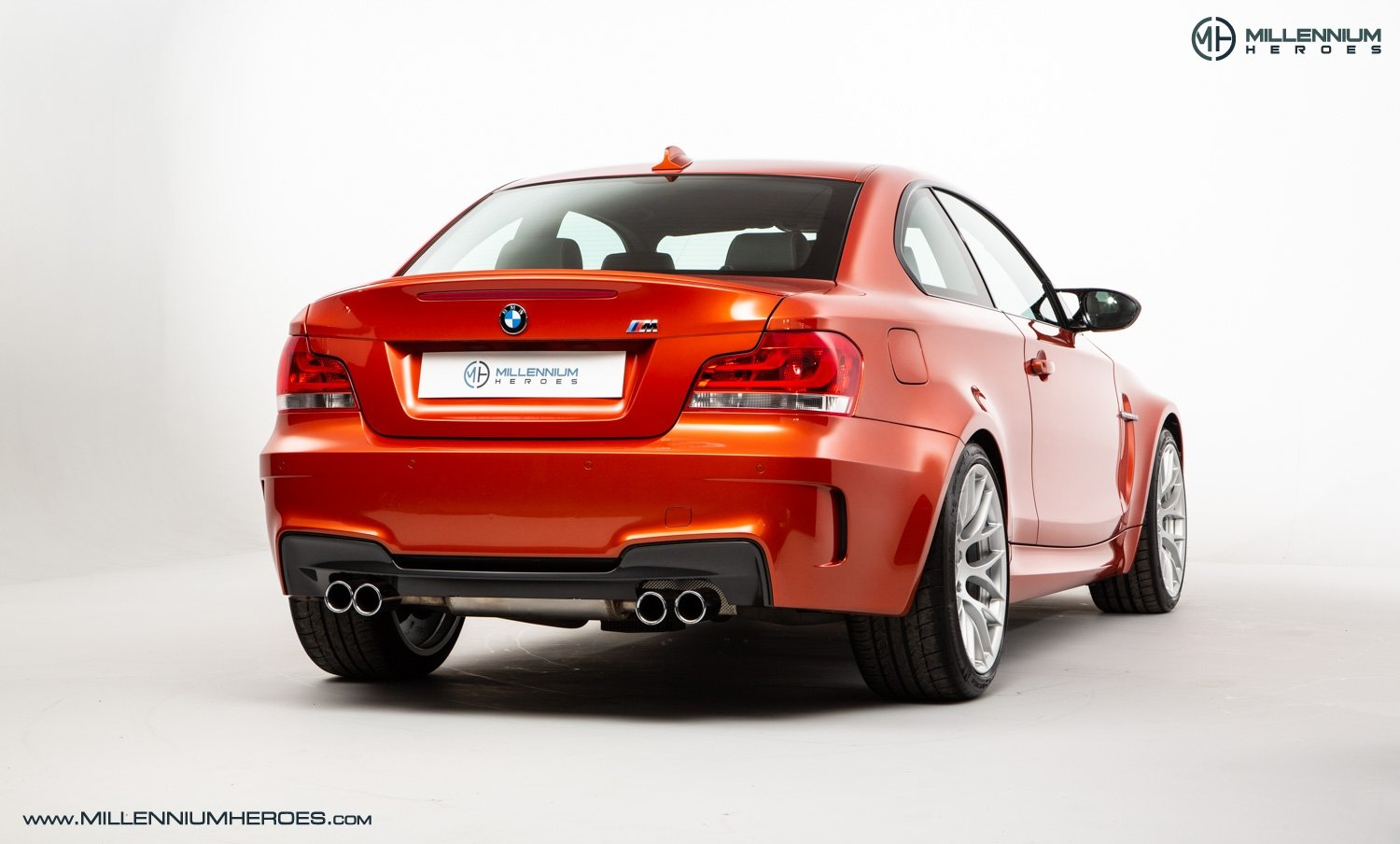 2011 BMW 1M COUPE SOLD (picture 6 of 22)