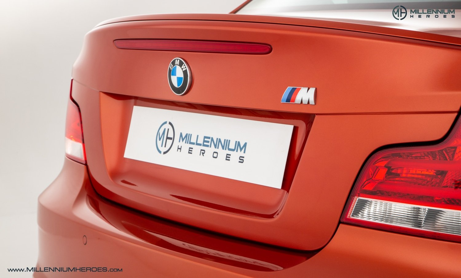 2011 BMW 1M COUPE SOLD (picture 7 of 22)