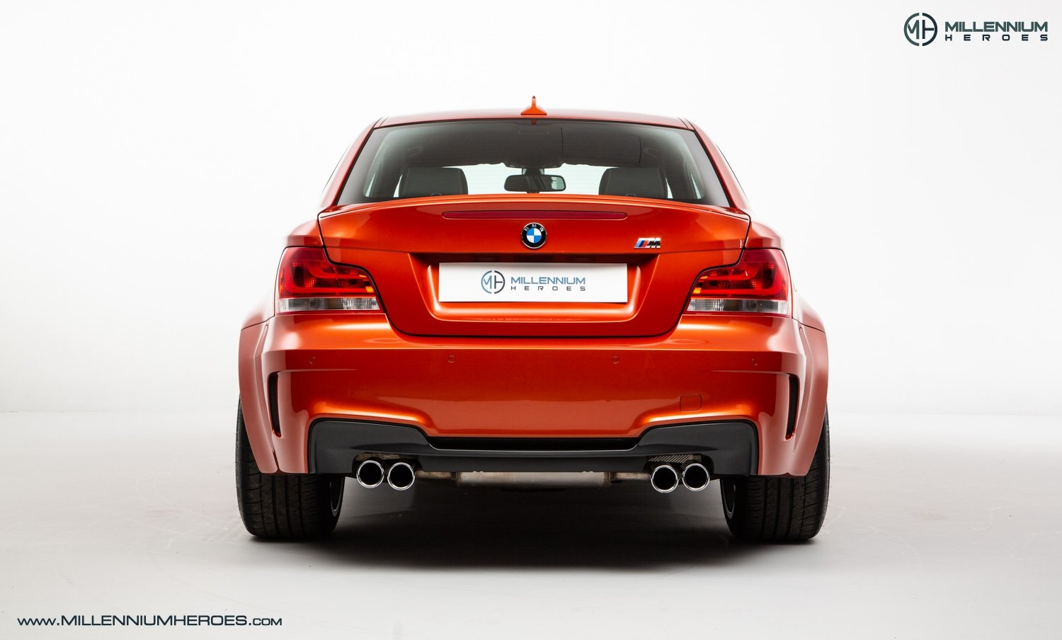 2011 BMW 1M COUPE SOLD (picture 8 of 22)