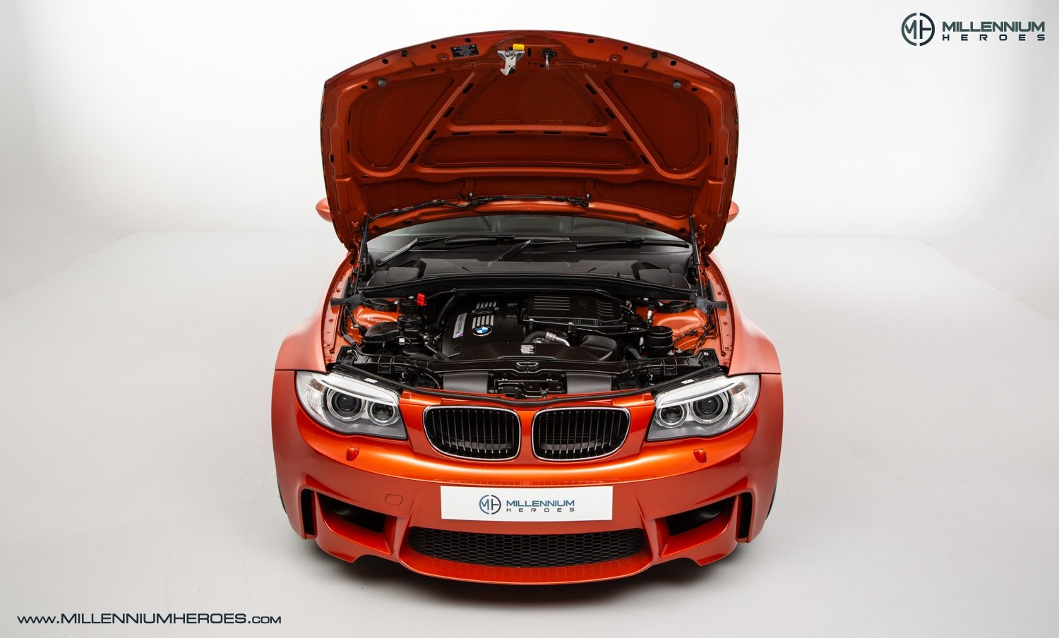 2011 BMW 1M COUPE SOLD (picture 16 of 22)