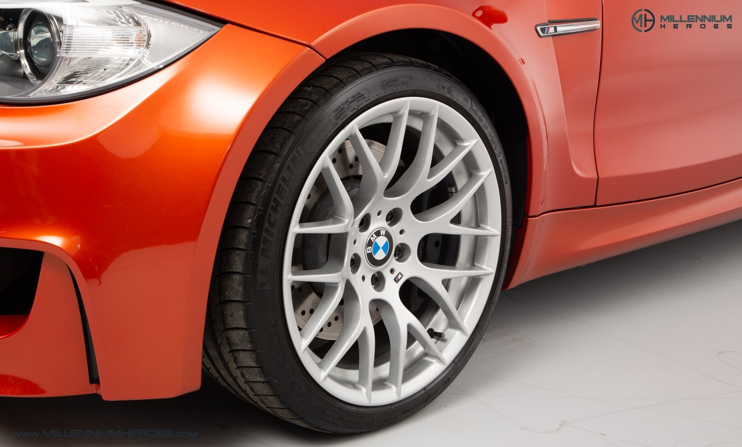 2011 BMW 1M COUPE SOLD (picture 19 of 22)