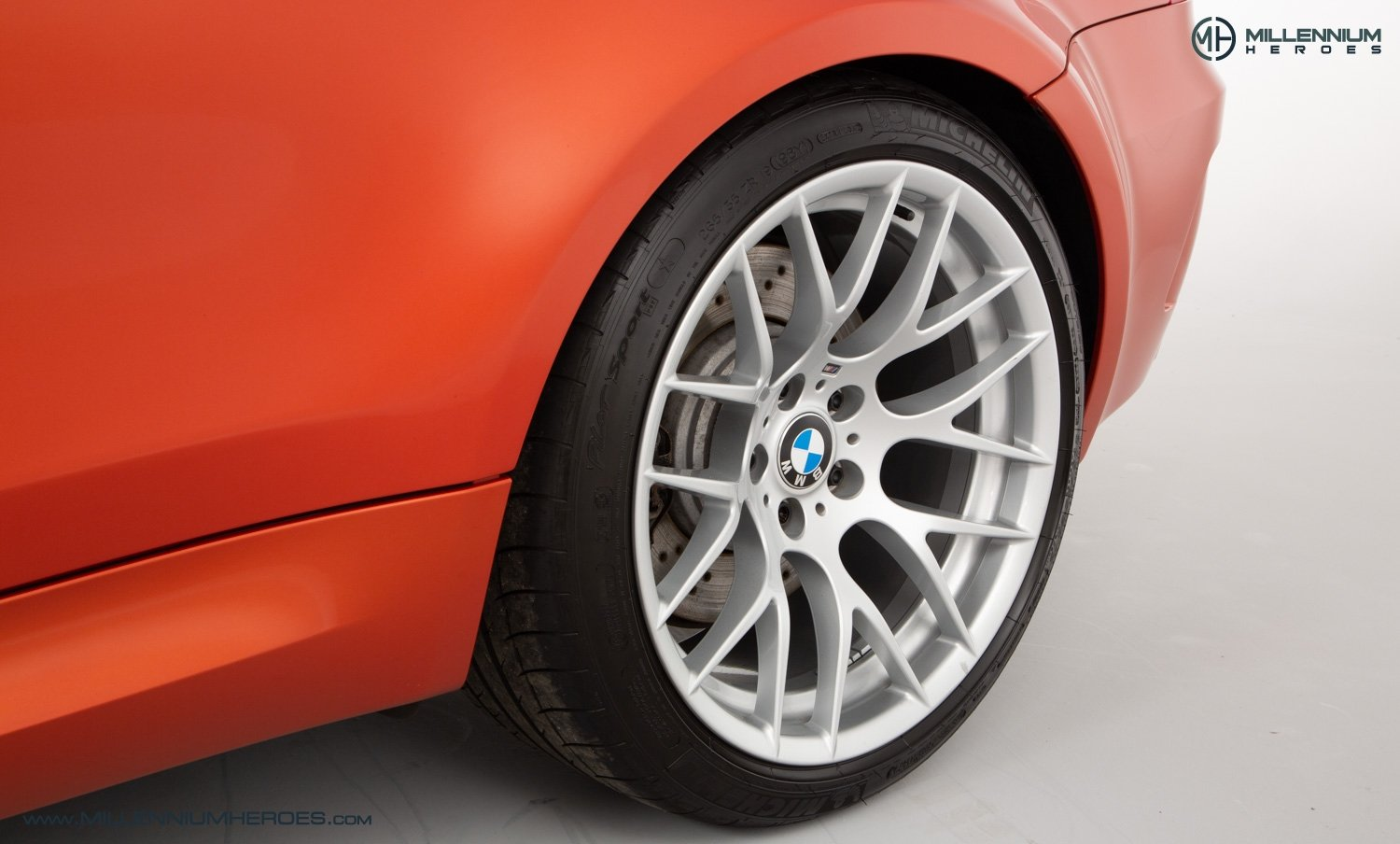 2011 BMW 1M COUPE SOLD (picture 20 of 22)