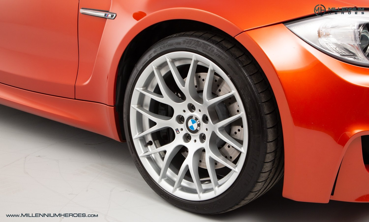2011 BMW 1M COUPE SOLD (picture 21 of 22)