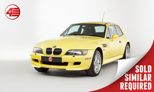 Picture of 2000 BMW Z3M Coupe /// 63k Miles SOLD