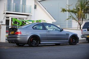 2003 Bmw m3 csl supercharged low mileage