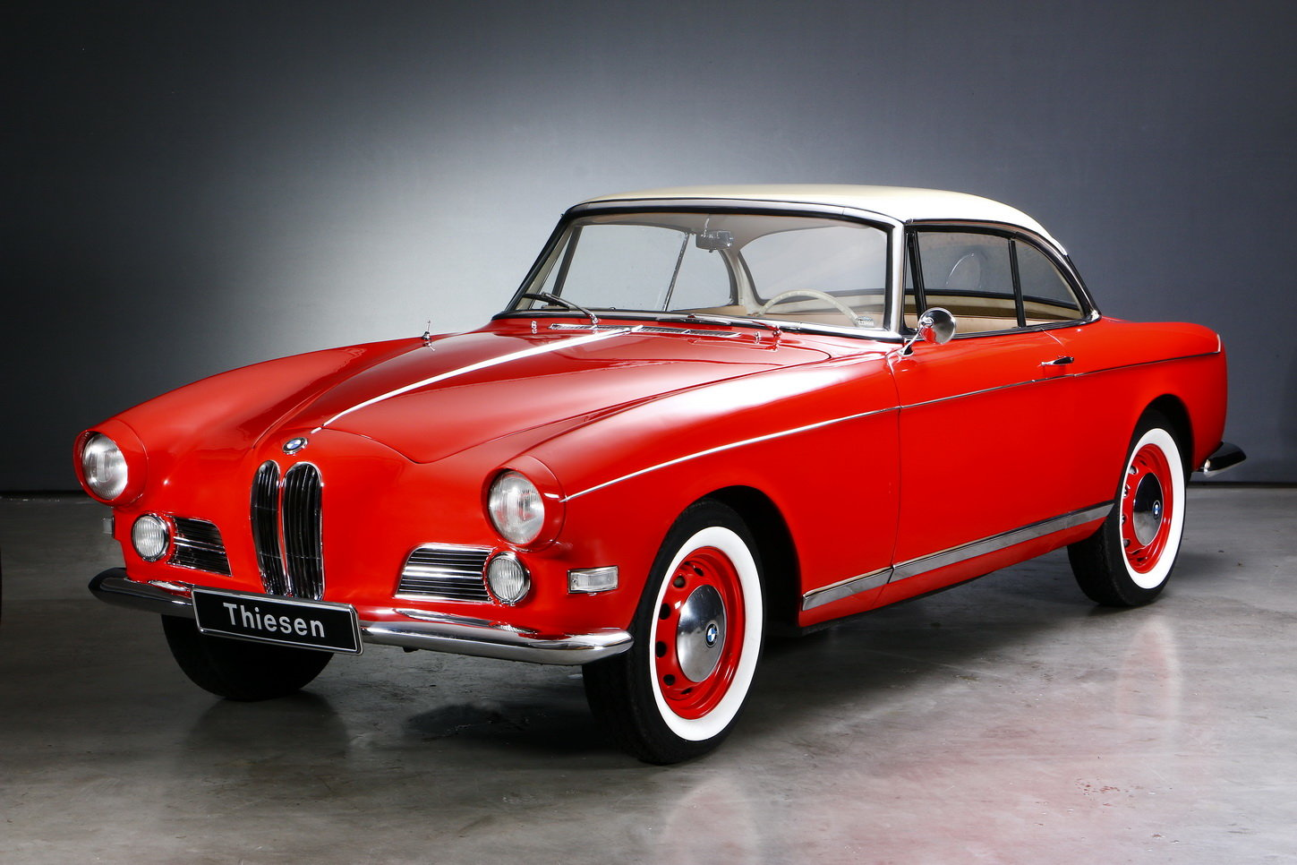 1956 BMW 503 Serie I For Sale (picture 1 of 6)