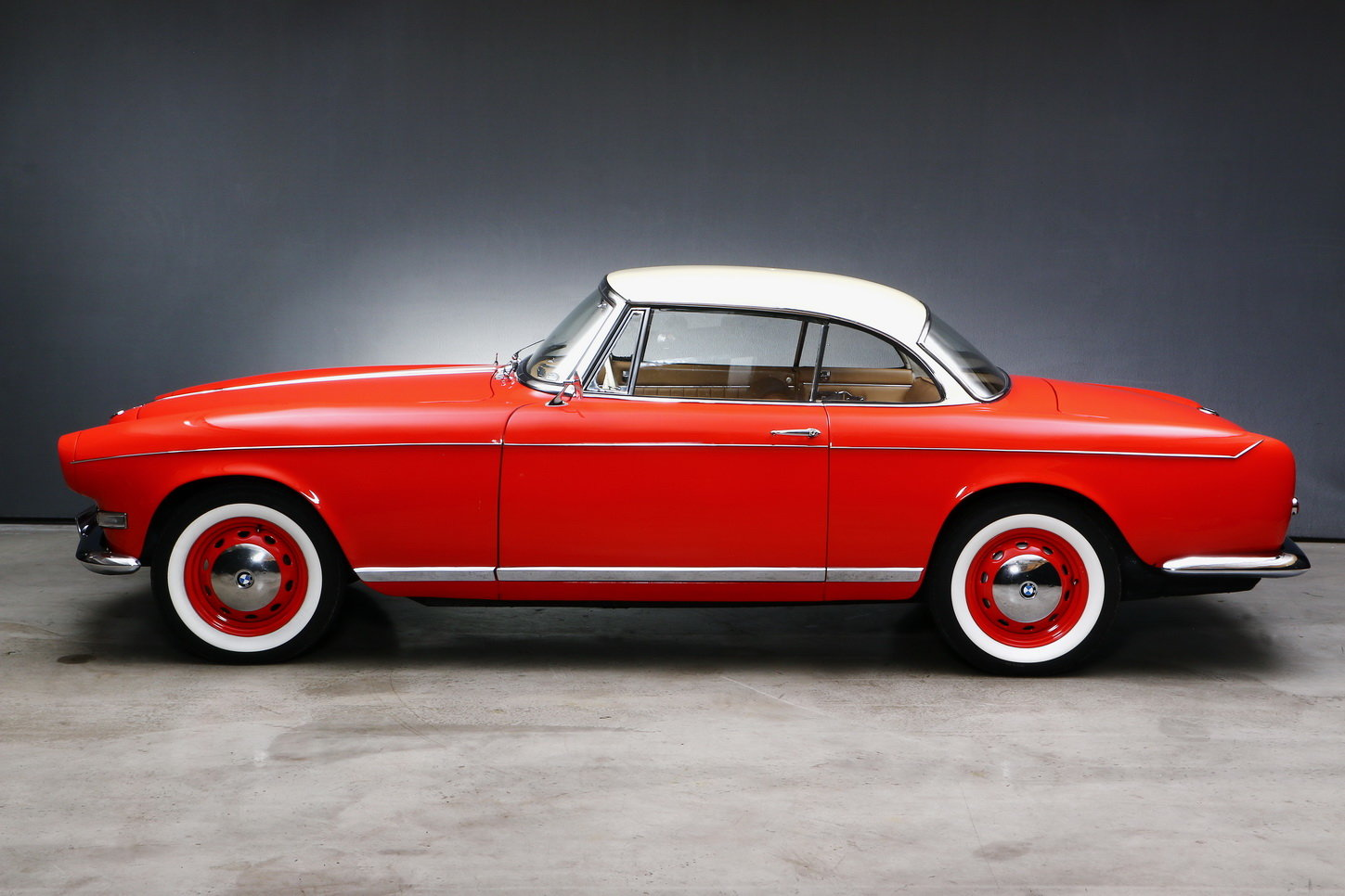 1956 BMW 503 Serie I For Sale (picture 2 of 6)