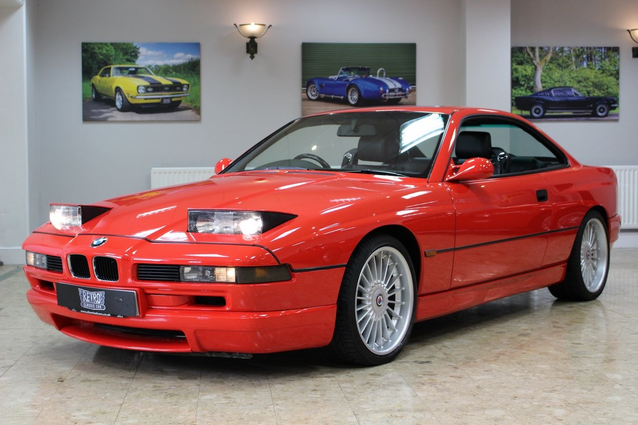 1997 BMW 8 Series 4.4 V8 840CI Sport Coupe Auto | Immaculate For Sale (picture 1 of 10)