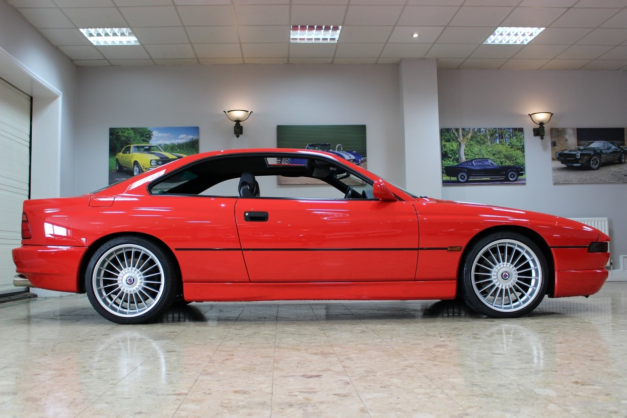 1997 BMW 8 Series 4.4 V8 840CI Sport Coupe Auto | Immaculate For Sale (picture 2 of 10)