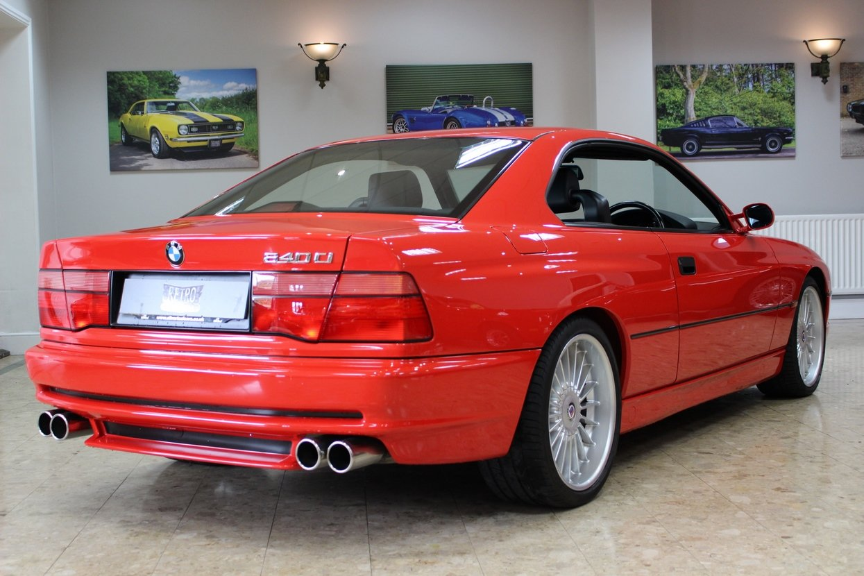 1997 BMW 8 Series 4.4 V8 840CI Sport Coupe Auto | Immaculate For Sale (picture 7 of 10)