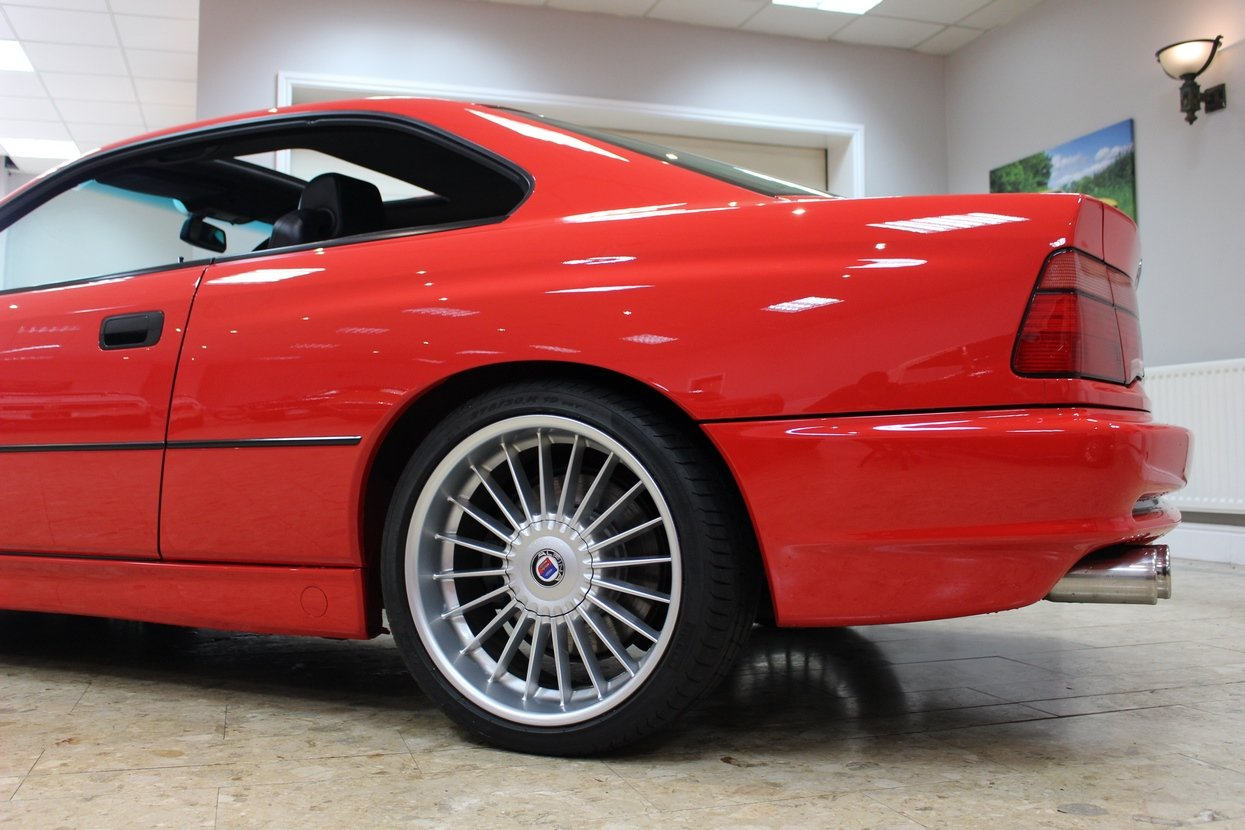 1997 BMW 8 Series 4.4 V8 840CI Sport Coupe Auto | Immaculate For Sale (picture 8 of 10)