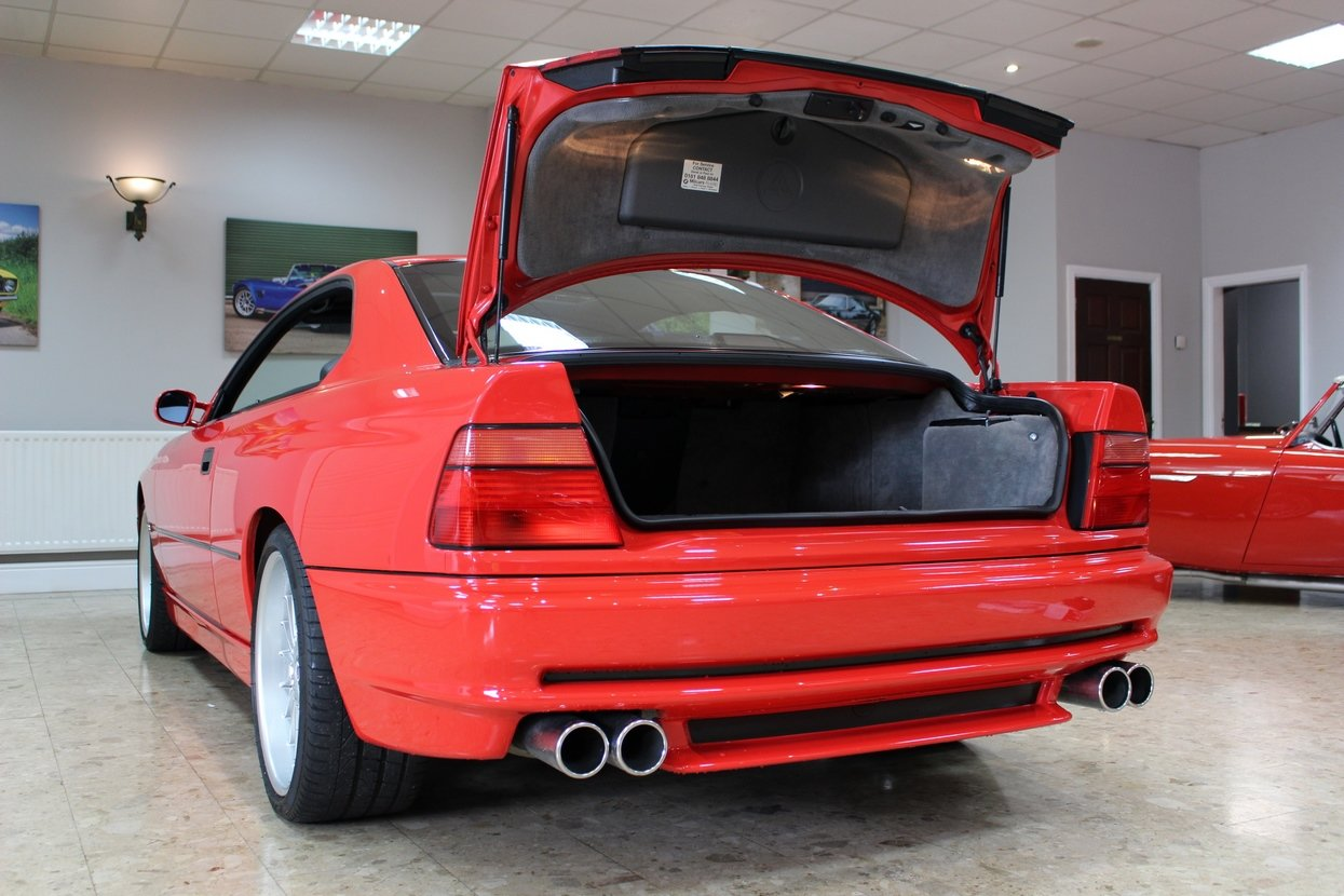 1997 BMW 8 Series 4.4 V8 840CI Sport Coupe Auto | Immaculate For Sale (picture 9 of 10)