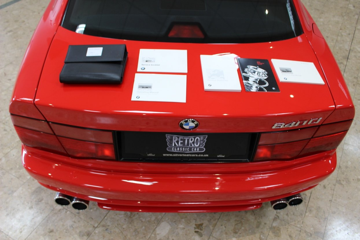 1997 BMW 8 Series 4.4 V8 840CI Sport Coupe Auto | Immaculate For Sale (picture 10 of 10)
