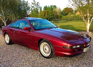 1996 BMW 840i V8 SPORTS COUPE - GREAT HISTORY - PX