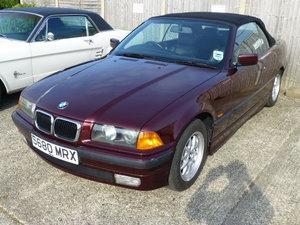 E36 BMW 328i Convertible (Auto)
