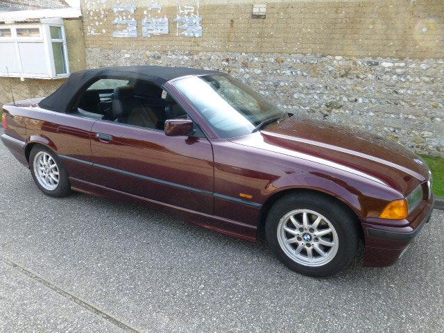1998 E36 BMW 328i Convertible (Auto) SOLD (picture 6 of 6)
