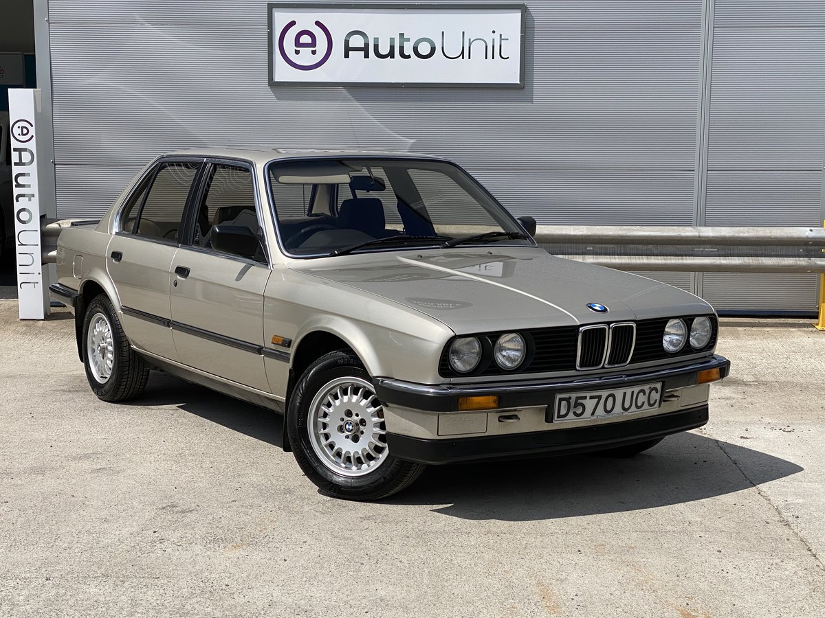 1986 BMW 318i E30 -  ONLY 41K MILES STUNNING CONDITION For Sale (picture 1 of 6)