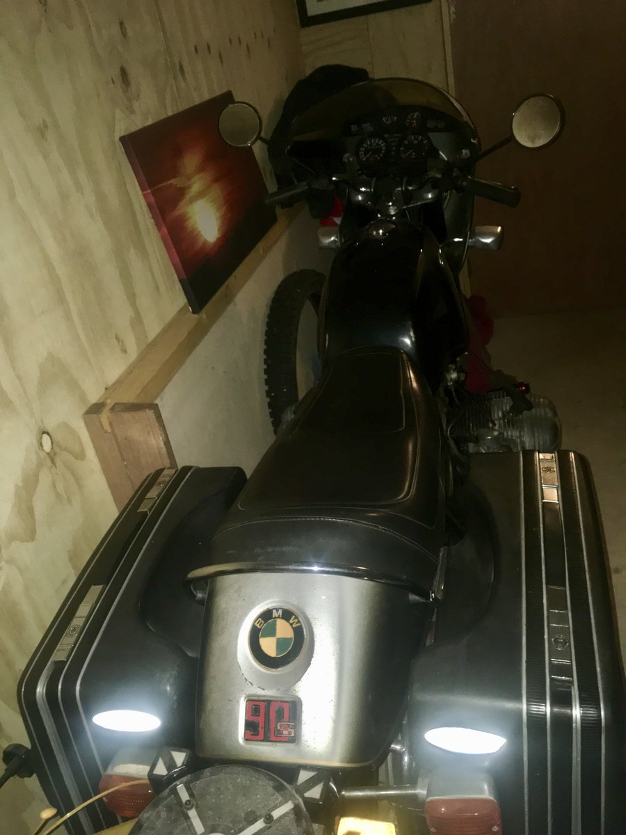 1975 Bmw r90s For Sale (picture 3 of 4)