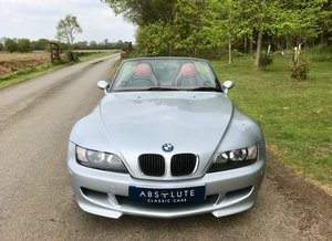 BMW Z3M Roadster - 38k miles, FSH Top Spec, Fabulous example